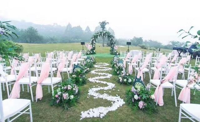 主题婚礼定制